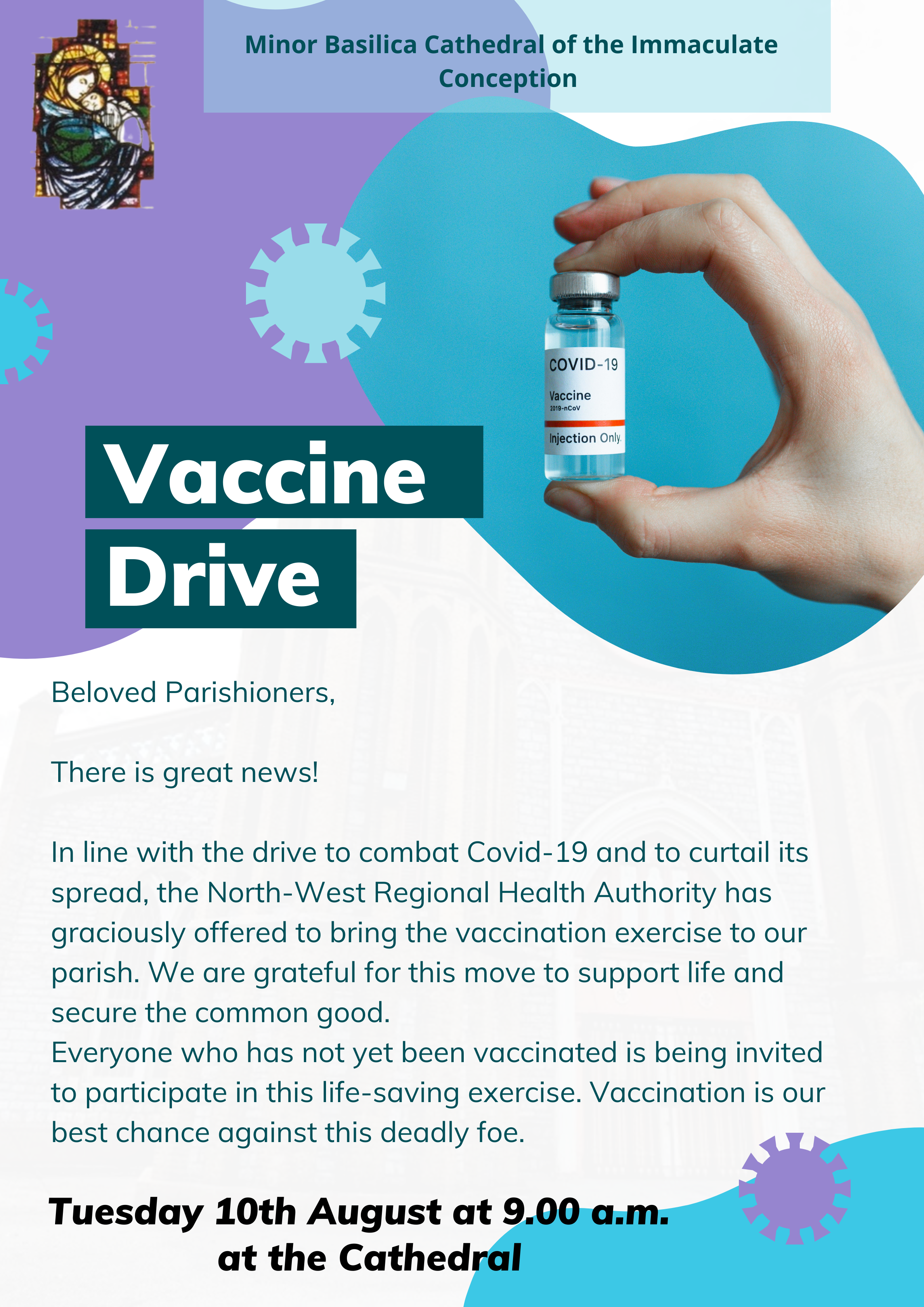 Vaccine drive